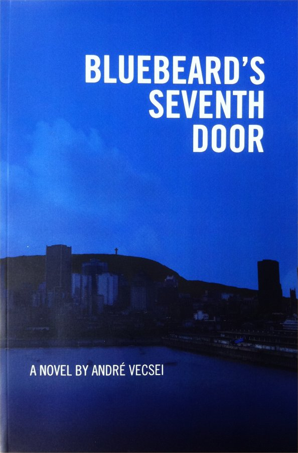 front cover of the novel Bluebeard's Seventh Door